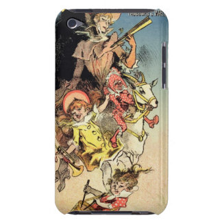 Reproduction of a poster advertising 'New Year Gif iPod Touch Case-Mate Case
