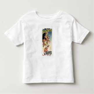 Reproduction of a poster advertising 'New Year Gif Toddler T-shirt