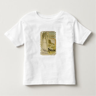 Reproduction of a poster advertising the opera 'He Toddler T-shirt