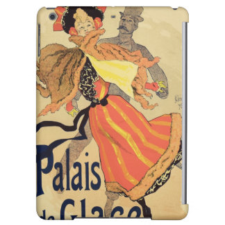 Reproduction of a poster advertising the 'Palais d iPad Air Case