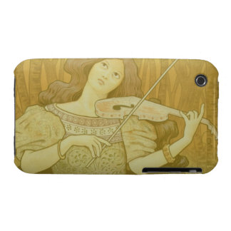 Reproduction of a poster advertising 'Violin Lesso Case-Mate iPhone 3 Case