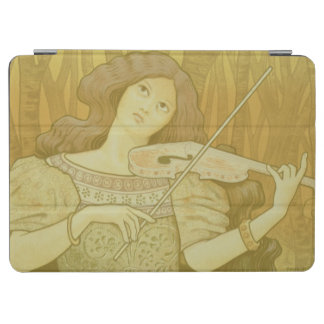 Reproduction of a poster advertising 'Violin Lesso iPad Air Cover