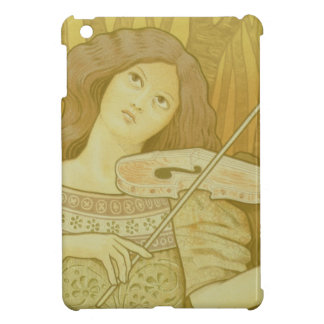 Reproduction of a poster advertising 'Violin Lesso iPad Mini Cases