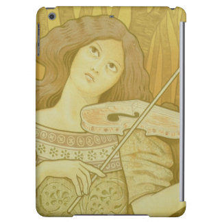 Reproduction of a poster advertising 'Violin Lesso iPad Air Case