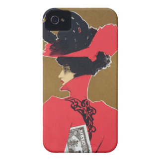 Reproduction of a poster advertising 'Zlata Praha' Case-Mate iPhone 4 Case
