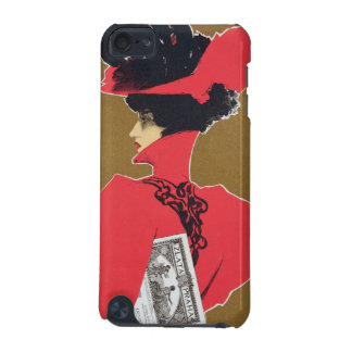 Reproduction of a poster advertising 'Zlata Praha' iPod Touch 5G Cover