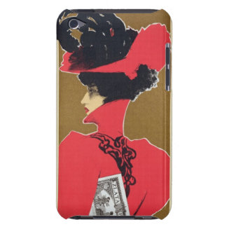 Reproduction of a poster advertising 'Zlata Praha' iPod Touch Cover