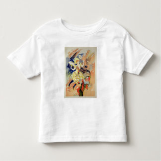 Reproduction of a poster for a pantomime, 1891 (co toddler t-shirt