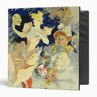 Reproduction of 'La Danse', 1891 (litho) Binder