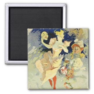 Reproduction of 'La Danse', 1891 (litho) Fridge Magnet