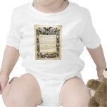 Reproduction of the Emancipation Proclamation Bodysuit