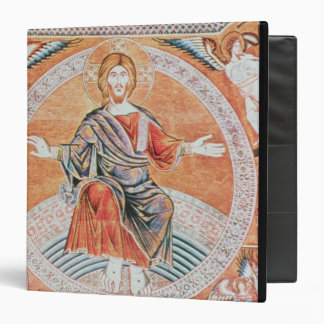 Reproduction of the mosaic 3 ring binders