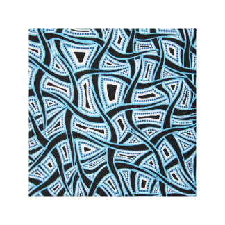 Reproduction on fabric of Watery work Canvas Print