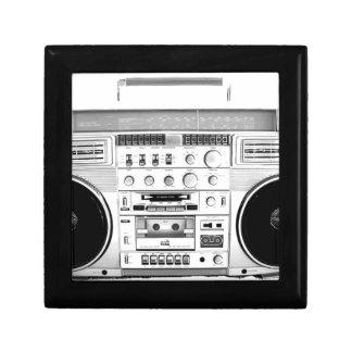 Reproductor de casete del arenador 80s 70s del ghe cajas de joyas