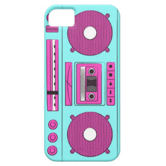 reproductor de casete funda para iPhone SE/5/5s