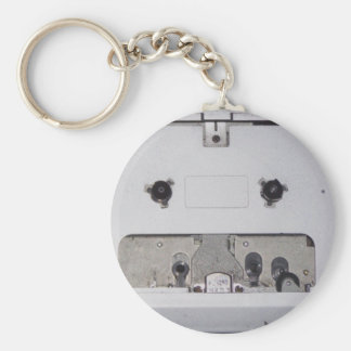 reproductor de casete personal de los años 80 llaveros