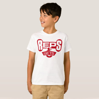 Reps & Sets Kid's T T-Shirt