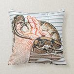 reptil disponible del bosquejo de la serpiente del almohada