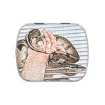 reptil disponible del bosquejo de la serpiente del frascos de caramelos