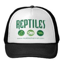 Reptile Anniversary #4 Trucker Hat