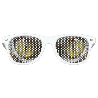 Reptile eyes retro sunglasses