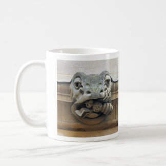 Reptile gargoyles mug
