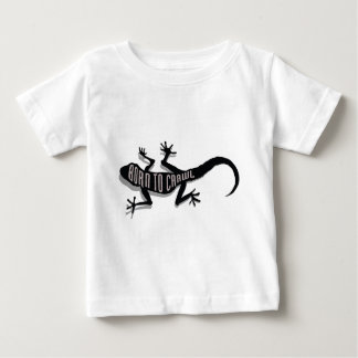 Reptile Logo_Crawl Baby T-Shirt