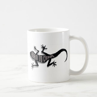 Reptile Logo_Crawl Coffee Mug