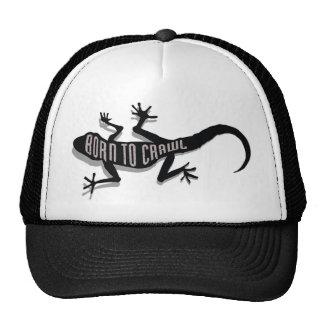 Reptile Logo_Crawl Trucker Hat