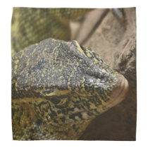 Reptile Nile Monitor Lizard Bandana