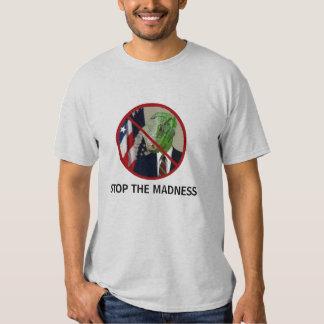 Reptile President T-Shirt