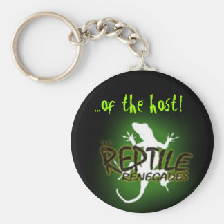 Reptile Renegades Keychain