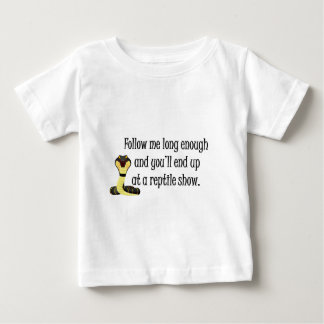 Reptile Show Baby T-Shirt