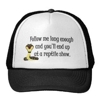 Reptile Show Trucker Hat