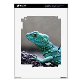 Reptile iPad 3 Skin