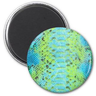 Reptile skin Snake pattern Magnet