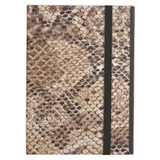 Reptile Snakeskin Print Cover For iPad Air