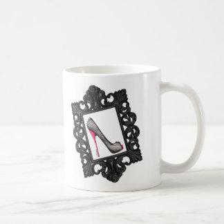 Reptile Stiletto Classic Coffee Mug by ShoeTease