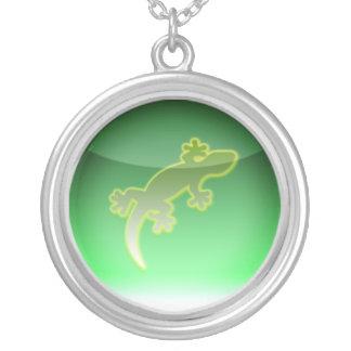reptile symbol pendant