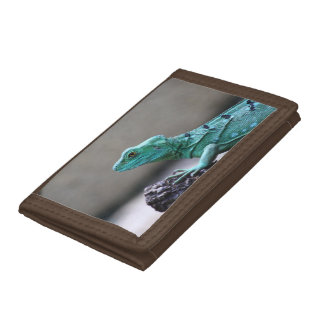 Reptile Trifold Wallet