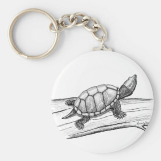 Reptile / Turtle /Stinkpot Turtle Key Chain
