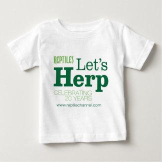 REPTILES Anniversary #2 Baby T-Shirt