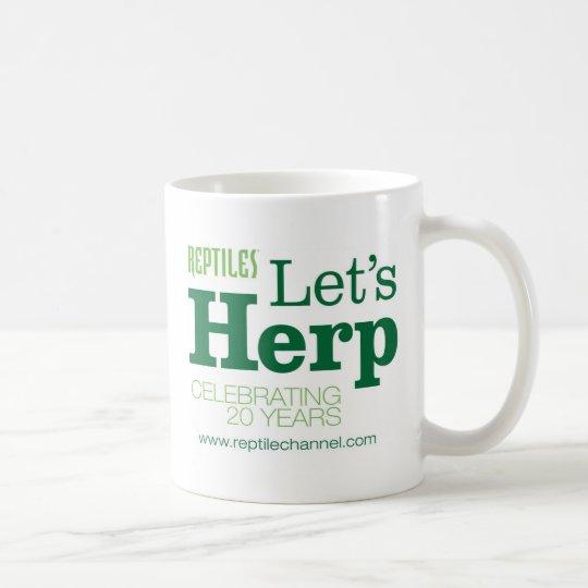 REPTILES Anniversary #2 Coffee Mug