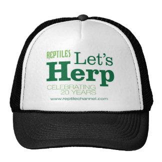 REPTILES Anniversary #2 Trucker Hat