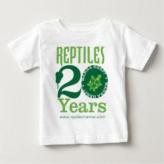 REPTILES Anniversary #3 Baby T-Shirt