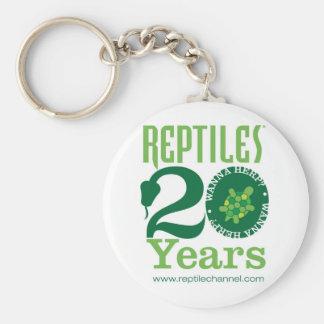 REPTILES Anniversary #3 Basic Round Button Keychain