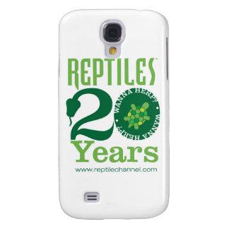 REPTILES Anniversary #3 Galaxy S4 Case