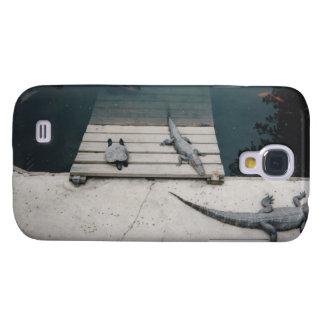 Reptiles Bag Samsung S4 Case