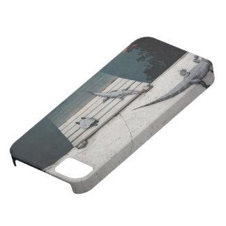 Reptiles Basking iPhone SE/5/5s Case
