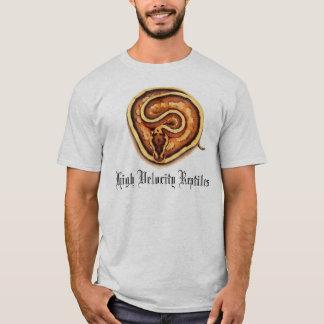 Reptiles de la alta velocidad - camiseta de la